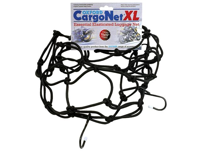 Cargo nets XL 15 inch square