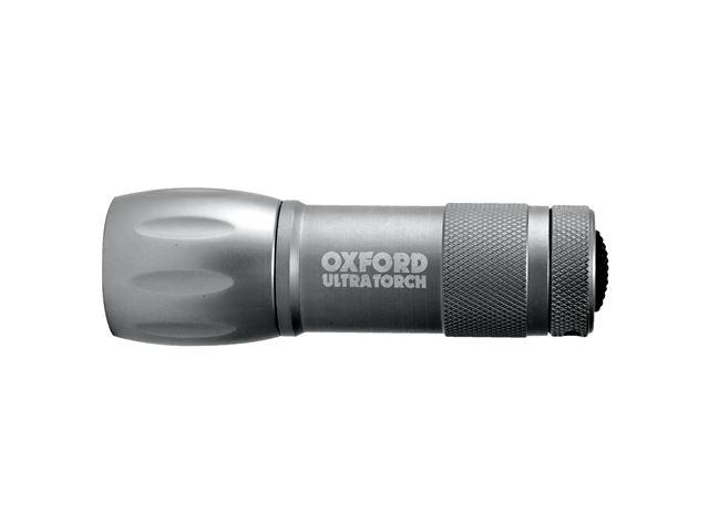 Ultratorch 9 LED Aluminium front Light