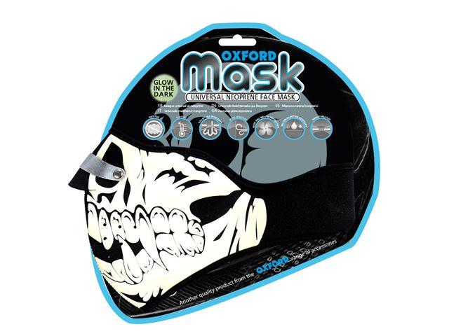 Oxford Mask - Glow Skull