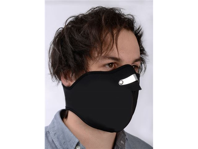 Oxford Mask-Black