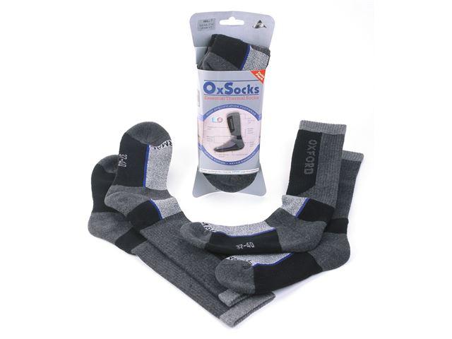Oxford  Socks S 37-41 Twin Pack