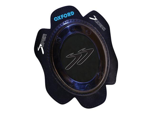 Oxford Rok Oval Knee Sliders Black