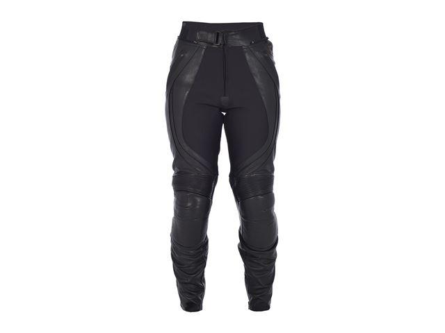 Boulevard WS Leather Pants Black