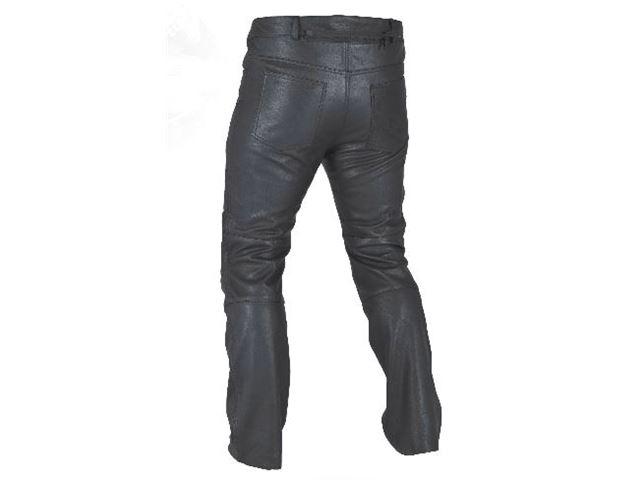 Route 73 Leather Pants Black XS/30