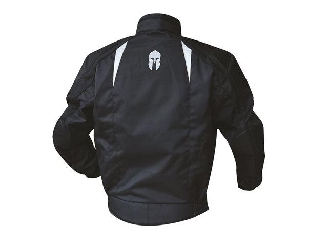 J14 Spartan Jacket Black/Grey 5XL