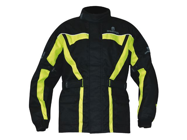 J14 Spartan Jacket Fluo M