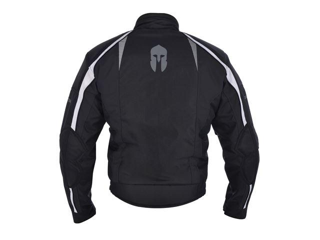 J14S Spartan Short Jacket All Black L