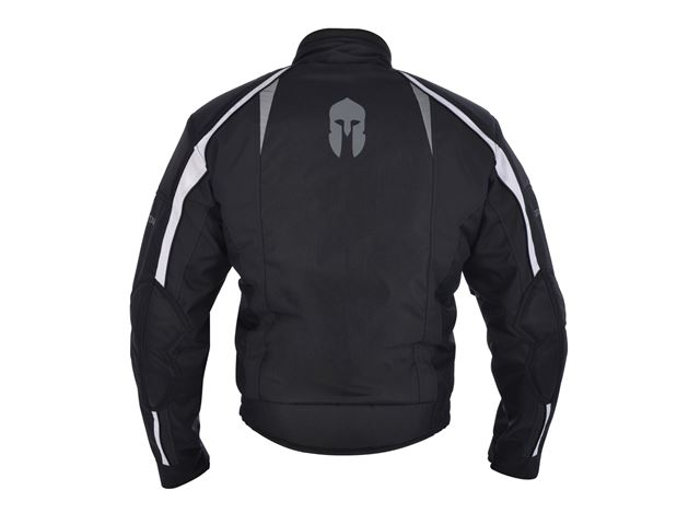J14S Spartan Short Jacket All Black 5XL