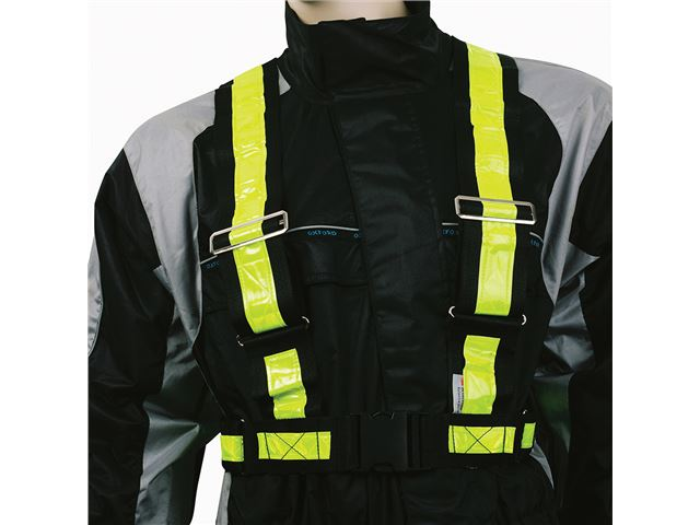 Oxford Reflective H-Belt Yellow CE