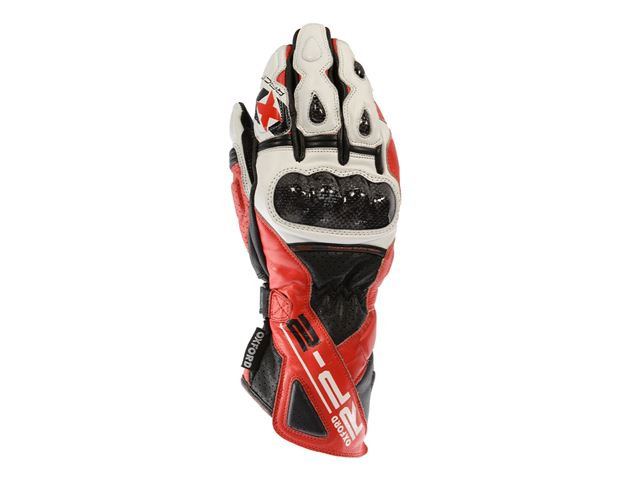 RP-2 Leather Sport Glove Red/White M