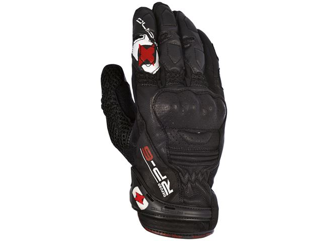 RP-6 Gloves Tech Black L