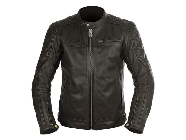 Route 73 Leath MS Jkt Blk XL/44