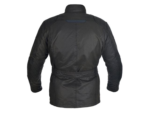 Oxford Heritage MS Wax Blk Jkt S/38
