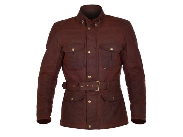 Men's Bradwell Jacket Oxblood  Red L/42