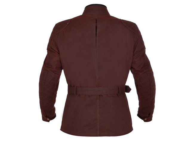 Men's Bradwell Jacket Oxblood Red 4XL/50