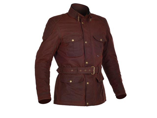 Men's Bradwell Jacket Oxblood Red 5XL/52