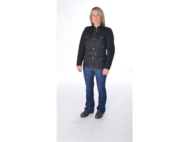 Women's Bradwell Jacket Onyx Black 8