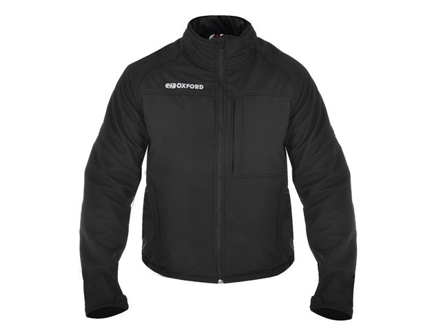 SuperShell MS Black Corporate 2XL/46
