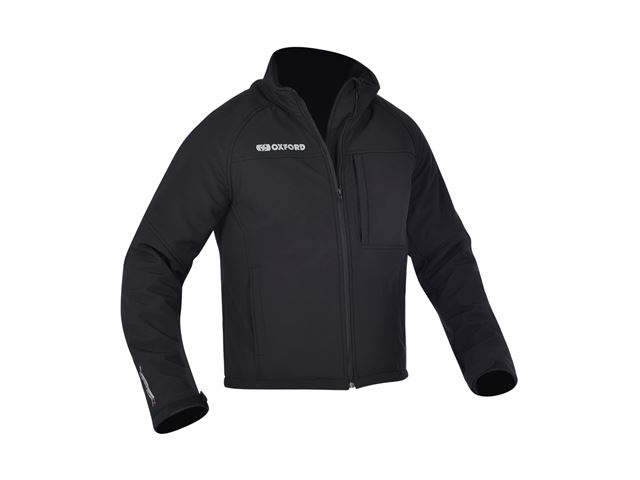 SuperShell MS Black Corporate 3XL/48