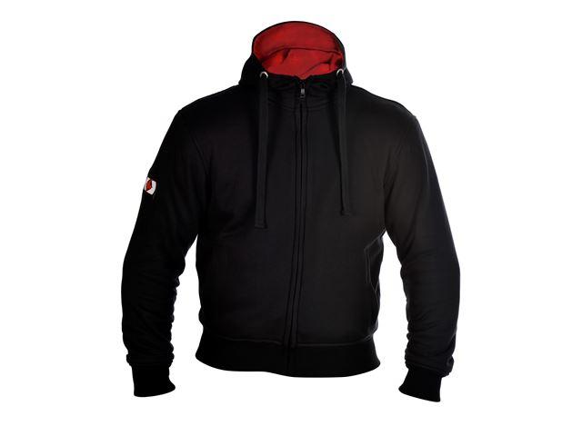 Super Hoodie Black 4XL/50