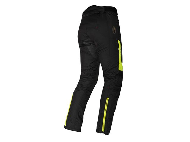 COLORADO TROUSERS FLUO YELLOW XS
