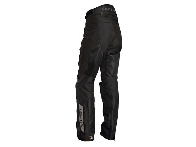 AIRVENT EVO TROUSERS BLACK XS