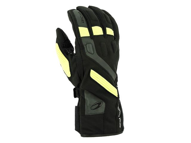 TORMO GLOVE FLUO YELLOW
