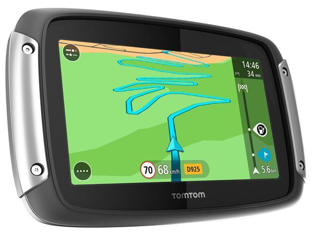TomTom Rider 410 Premium World Map