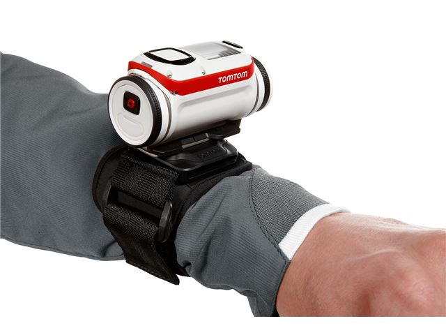 Wrist mount