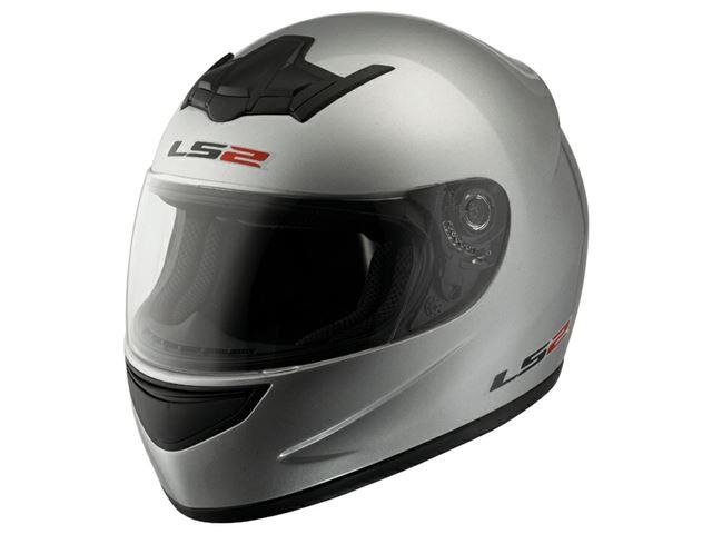 FF 351.1 LS2 Single Mono Silver