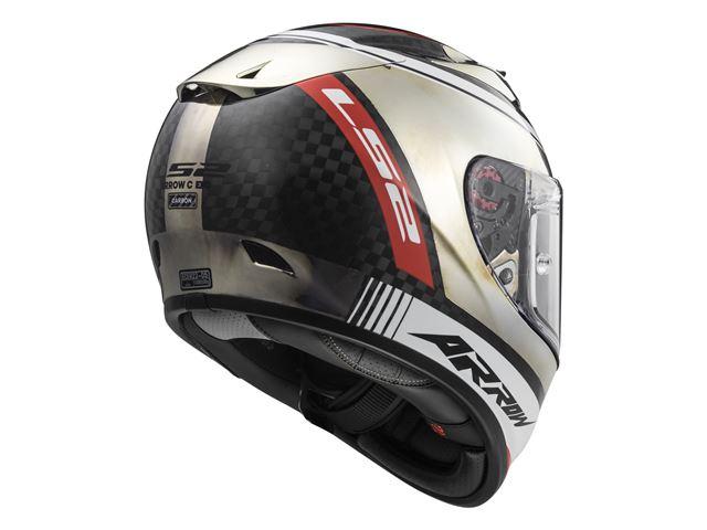 FF323 Arrow C - EVO Indy Crome XXS