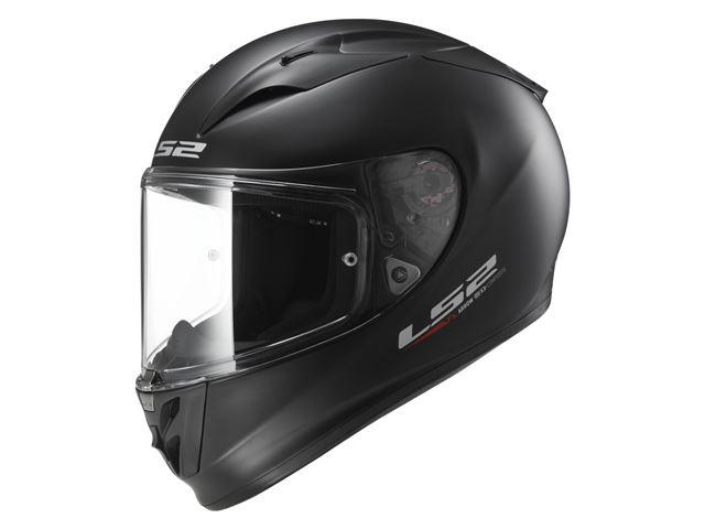 FF323 Arrow R - Solid Matt Black