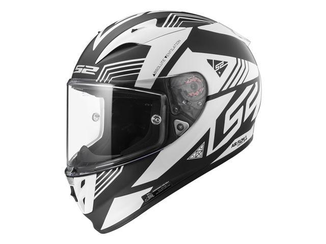 FF323 Arrow R - EVO Neon White XXS