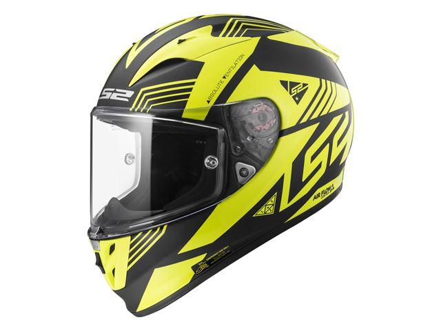 FF323 Arrow R - EVO Neon Yellow
