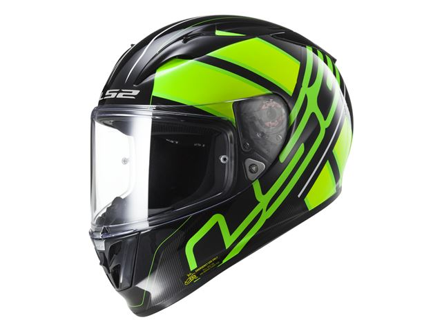 FF323 Arrow R - EVO Ion Green