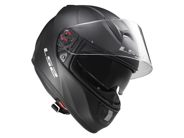 FF397 Vector - Solid Matt Black XXS