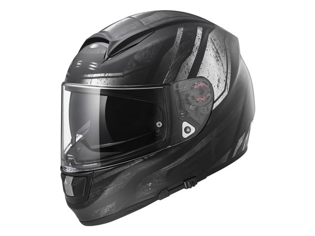 FF397 Vector - Razor Matt Black XXS
