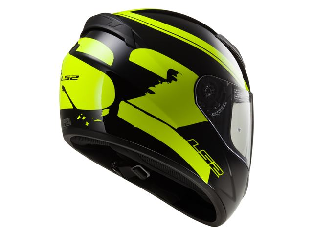FF352 Rookie - Fluo HI VIS Yellow XS
