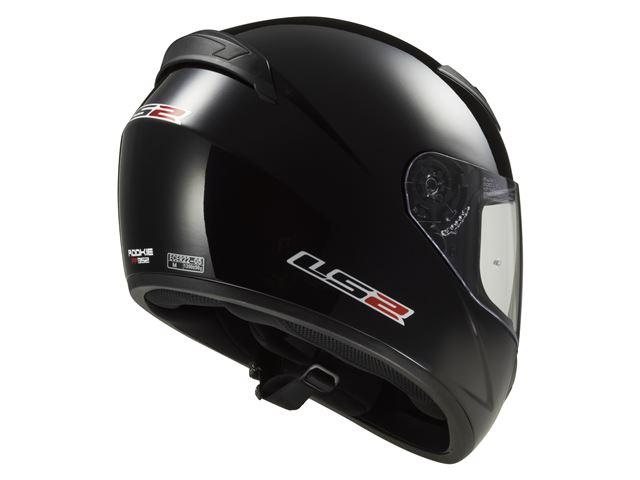 FF352 LS2 Rookie - Gloss Black XS