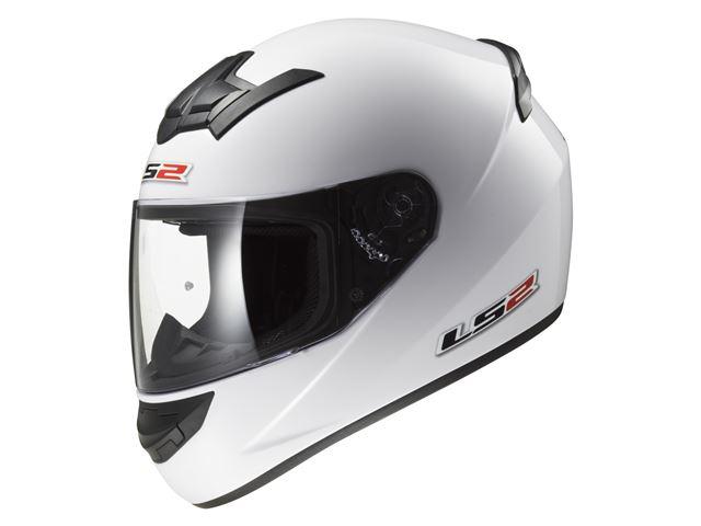 FF352 LS2 Rookie - Gloss White