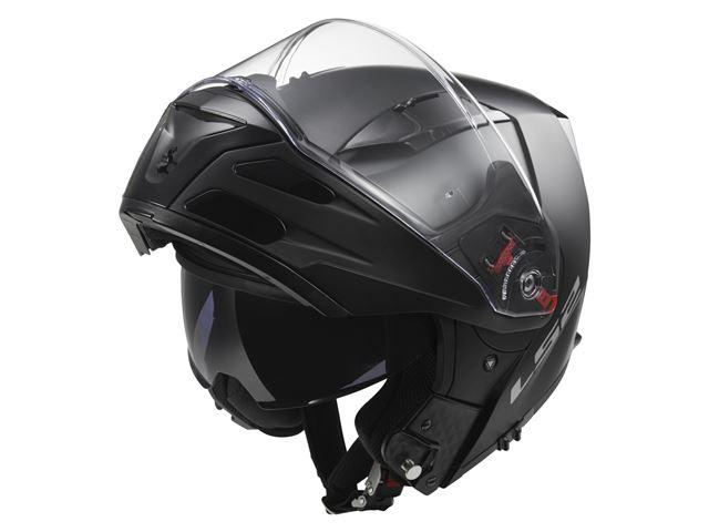 FF324 Metro - Solid Matt Black XXS