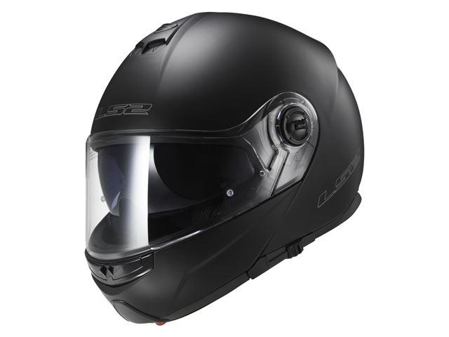 FF325 Strobe - Solid Matt Black XXS