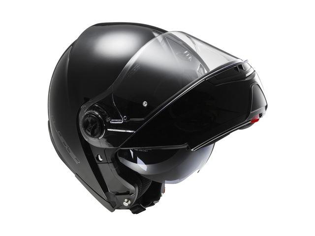 FF325 Strobe - Solid Black XXS