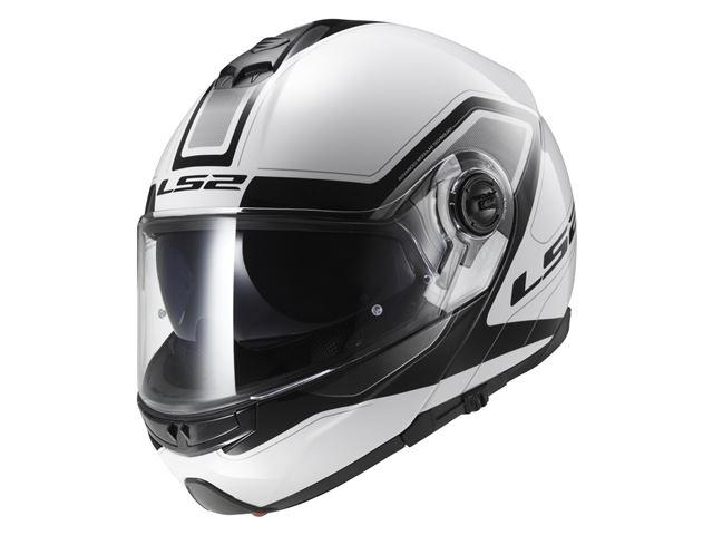 FF325 Strobe - Civik White Black