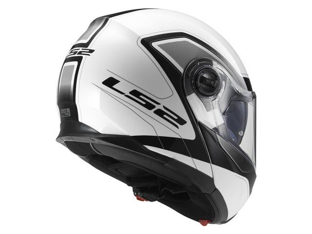 FF325 Strobe - Civik White Black XXS