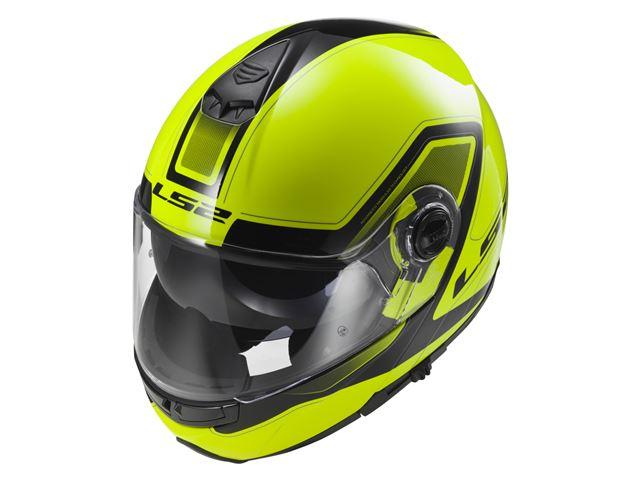 FF325 Strobe - Civik HI VIS Yellow XXS