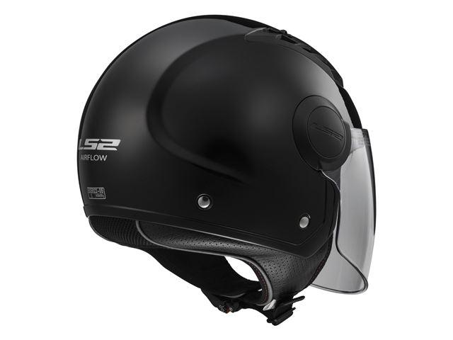 OF562 Airflow L Gloss Black XS