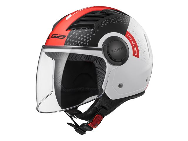 OF562 Airflow L - Condor White Red L