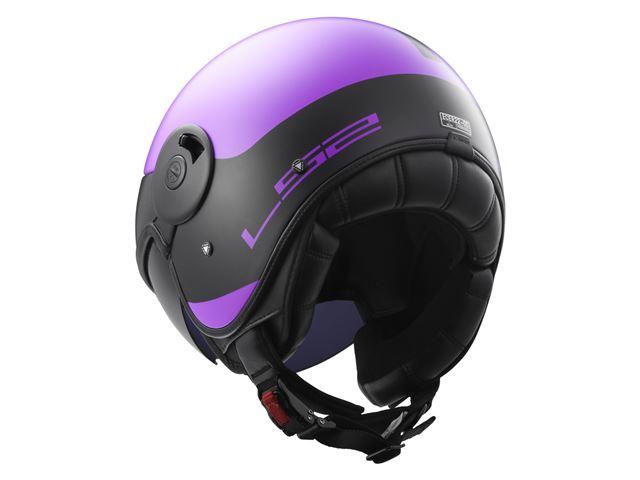 OF597 Cabrio - Via Matt Purple S
