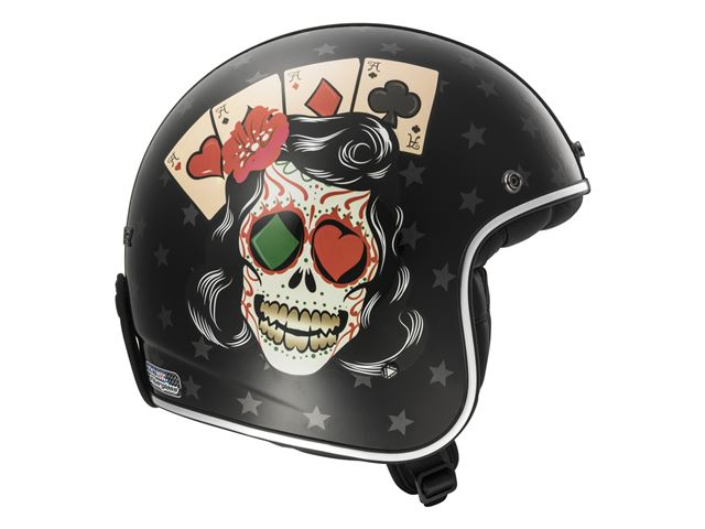 OF583 Bobber - Tattoo Black XS